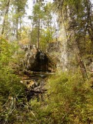 Manuel Creek, Cawston Photo by Dwayne Flexhaug